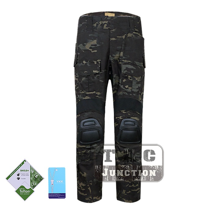 a5f2f5e4c15 Tactical Emerson New BDU G3 Combat Pants Trousers Assault Uniform + ...