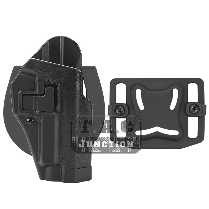 CQC Serpa Concealment Right Hand Waist Pistol Holster for ...