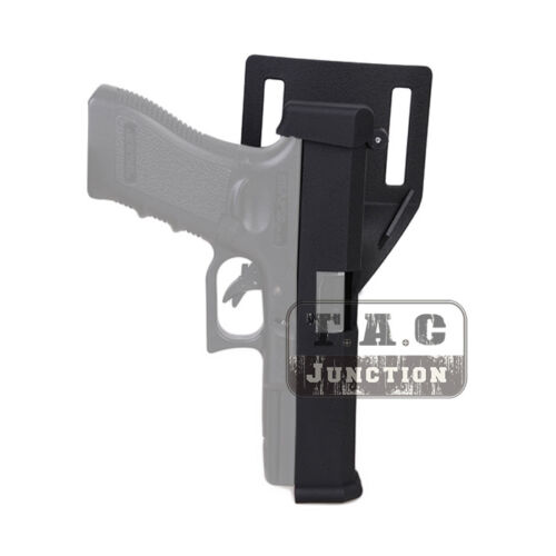 Details about IPSC USPSA IDPA 3-Gun Quick Reload Pistol Holster Case for  Glock 17 18 19 22 23