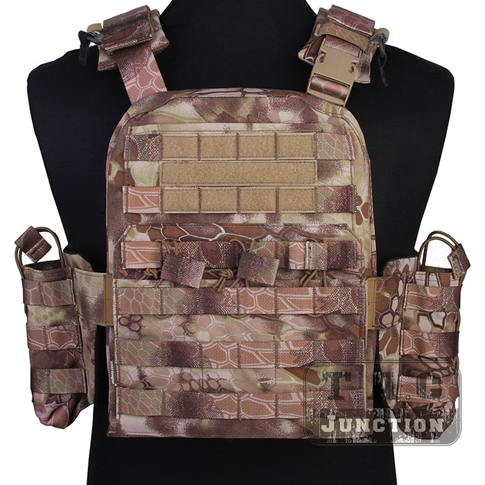 Emerson Navy CAGE Plate Carrier NCPC Vest Tactical Load-Bearing ...